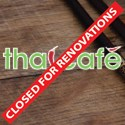 Picture for merchant Thai Cafe will be closed for the next 21 days due to re branding and revamp